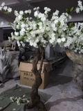 White Artificial Cherry Blossom Tree