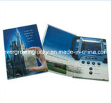 hotselling video brochure card