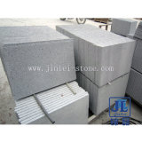 Popular Flamed Grey Granite Thin Tile for Oudoor Paving Driveway