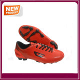Orange Outdoor Football Soccer Shoes