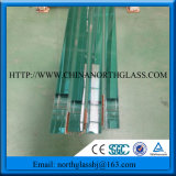 Ce SGCC Certificated 8mm Clear Low Toughened Glass Price