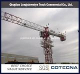 Construction Machinery Tower Crane with Max Load 6tons and Boom 50m