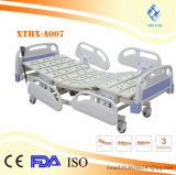 Ce ISO FDA Three Function ABS Guardrail Electric Hospital Bed