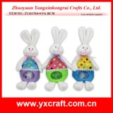 Easter Decoration (ZY16Y764-4-5-6) Rabbit Easter Product Candy Bag Item