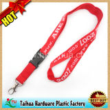 Single Custom Metal Band Lanyard with Th-Ds068