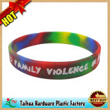 Camouflage Silicone Wristband, Promotional Product (TH-08355)