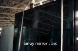 Manufacture Black Painted Glass Wardrobe Sliding Door