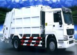 HOWO 10m3 Compact Garbage Truck