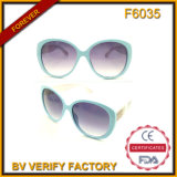 F6035 Big Farme Cheap Popular in European Sunglasses