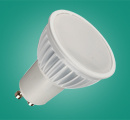 LED Bulb Spotlighting 7W SMD2835 GU10 with Dimmable