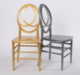 Gold and Silver Color Resin Phoenix Chair for Wedding/Party/Event