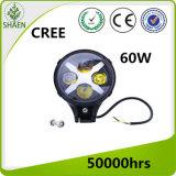 60W High Power 6 Inch Car LED Car Light Driving Work Light
