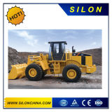 Liugong Wheel Loader Clg820c with UV Resistance Glass