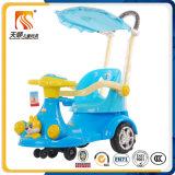 China Plastic Kids Toy Children Twist Car Swing Car