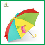 Promotional Kids Straight Transparent Umbrella