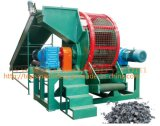 CE Approved Scrapped Tire Shredder