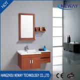 China Wholesale Wall Solid Wood Bathroom Vanity Modern