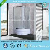Elegant Acid Glass Simple Shower Room Shower Enclosure (BLS-9558)