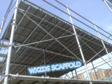 Japanese scaffolding system