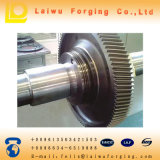 Ring Gear Forged According to User Drawing Meeting ISO9001