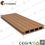 WPC Grooved Outdoor Decking Board Manufacture