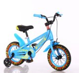 Princess 16 Inch Children Bicycle / Cheap Price Children Bicycle / Girlish Kids 4 Wheel Bike with Doll Carriage