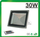 Remote Controller 30W RGB LED Outdoor Light LED Floodlight