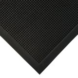 Dirt Remove Anti Slip Durable Suitable for All Season Fingertip Rubber Door Outdoor Mat