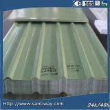 Corrugated Steel Sheet for Roofing Porcelain Tile