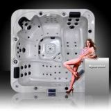 CE Whirlpool Hot Tub for Body Foot Hand Massage Spas