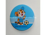 Tin Blank Button Badge Wholesale Plastic Badge