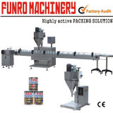 Powder Filling Machine (three side seal, back seal, four side seal)