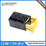 Plastic Shell Auto ECU Connector Cable Accessories 1-1564337-1