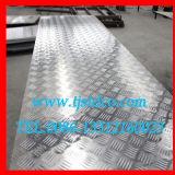 1050 1060 Aluminum Checker / Anti-Skid / Tread Sheet