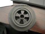 5 Inch Solid Wheel with Plastic Rim