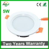 Good Quality 5W SMD5730 Recessed LED Ceiling Light