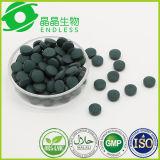 Private Label 500mg Organic Spirulina Tablets in Bulk