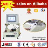 Jp Micro Small Soft Bearing Balancing Machine for Aeromodelling Rotor