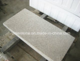 Chinese Pearl White Granite Tile for Floor and Wall Cladding