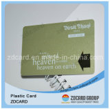 125kHz Tk4100 RFID Thick Card for Admittance or Tracking