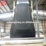 Black Plastic Pond Liner Waterproof HDPE Geomembrane