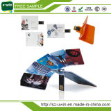 Full Color Printing Plastic Credit Card USB Flash Drive (UW-072)