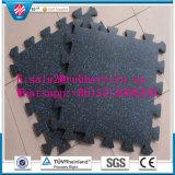 Park Interlocking Rubber Flooring Mat/Rubber Gym Floor Mat