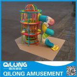 Indoor Playground Trampoline Equipment Sets in Newly Design 2014 (QL14-125A)
