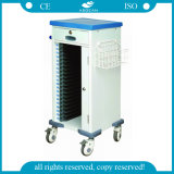 AG-Cht010 Medical Trolley Hospital File Trolley