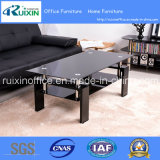 Hot Sale Modern MDF /Glass Coffee Table (RX-K2003)