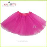 Hot Pink Organza Dancewear Tutu Ballet Pettiskirt Party Skirt