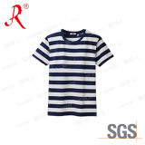 Chinese Cotton Short Sleeve Customt-Shirt (QF-2065)