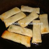 15g Cylinder-Shaped Vegetable Spring Rolls