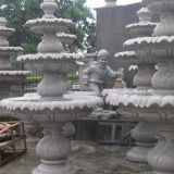 Outdoor Water Fountain for Garden Stone Decoration